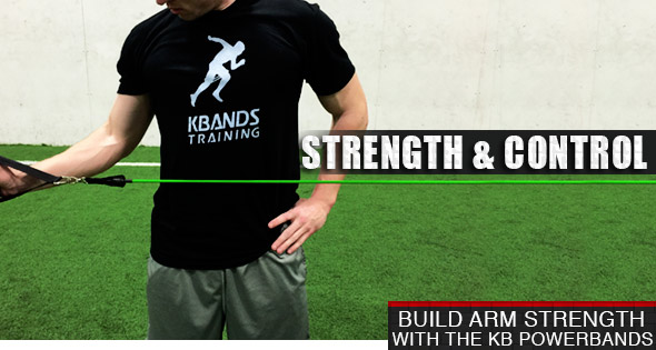 Arm Strength With KB Powerbands