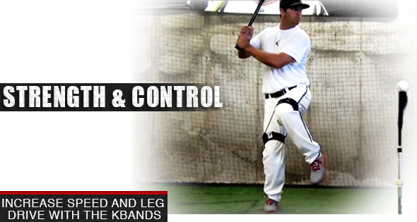 Baseball High Knee Drill