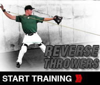 Throwing a Baseball: Reverse Pitching Drill