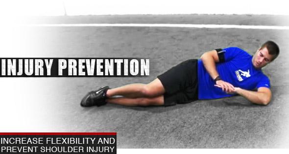 Baseball Stretching Injury Prevention