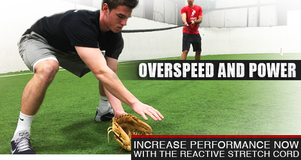 Improve Baseball Performance With The Reactive Stretch Cord
