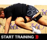 Cheer Core Strength Training