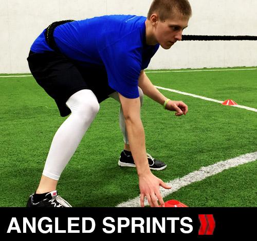 Angled Sprints