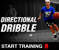 Directional Dribble Drill