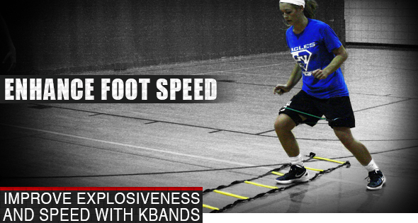 Increase Foot Speed In The Lane