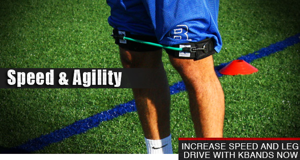 Increase Foot Speed With Kbands Now