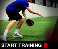 Baseball Hands and Foot Speed Drill