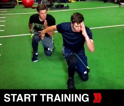 Hockey Conditioning Lateral Power