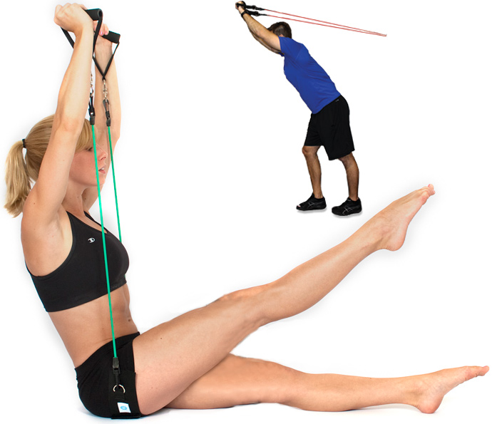 Upper Body Resistance Bands