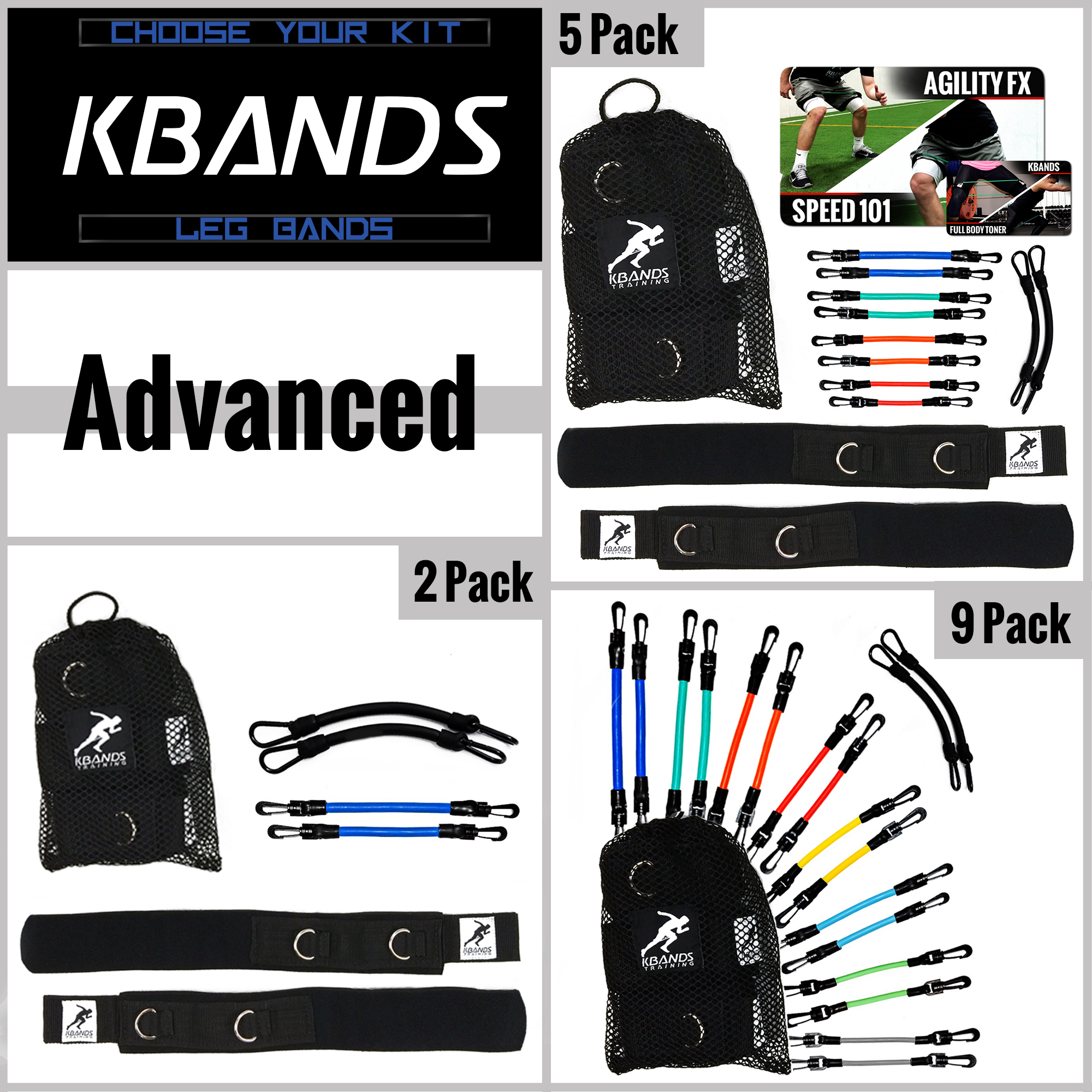 Kbands Advanced Pack