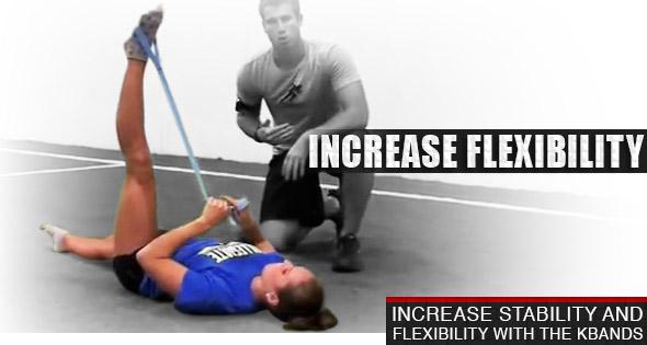 Kbands Cheer Stunt Strap Flexibility