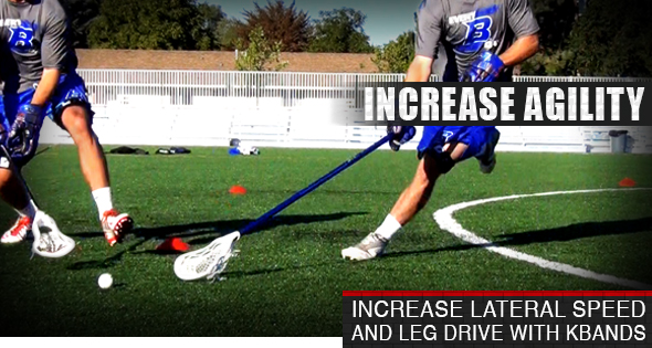Kbands Lacrosse Face Off Drill
