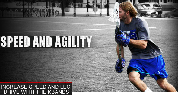 Kbands Lacrosse Pro Agility