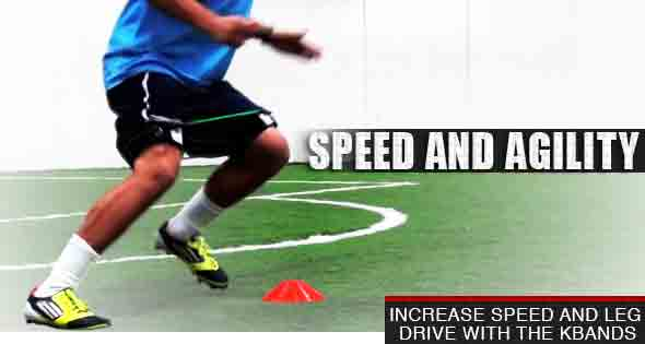 Kbands Soccer Lateral Shuffle