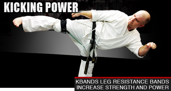 Increase Kicking Power With Kbands