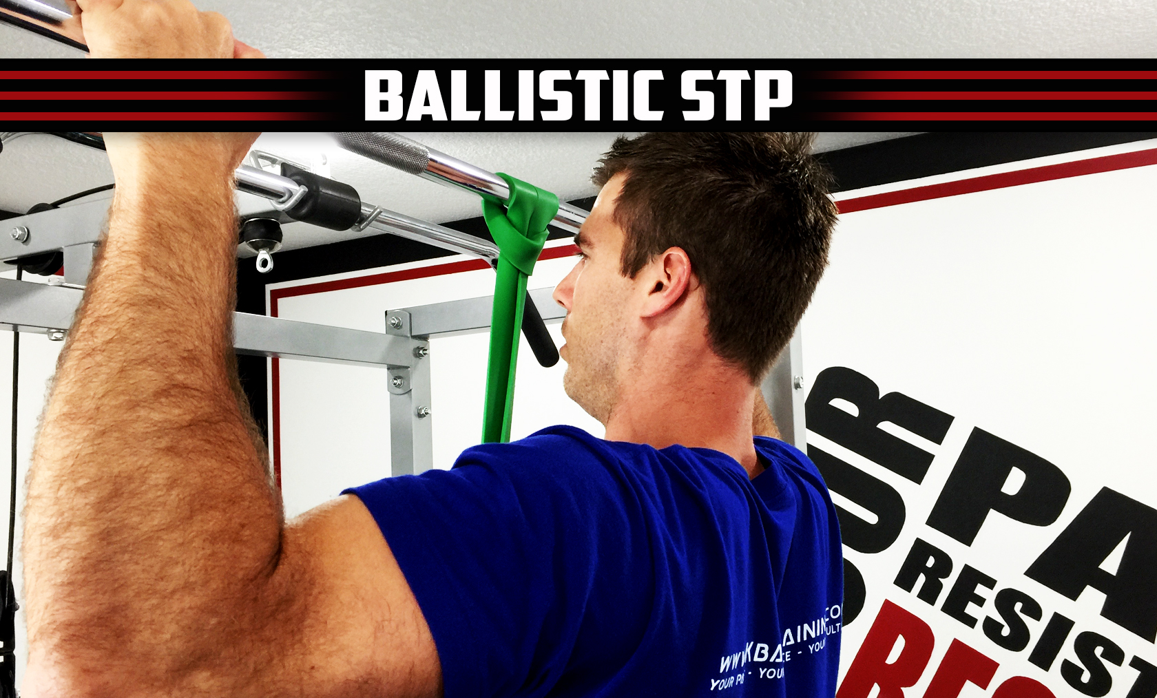 Ballistic STP Digital Trainer