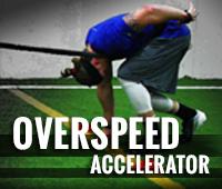 Overspeed Accelerator 40 Yard Dash