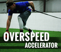 Overspeed Accelerator Pyramid Sprints