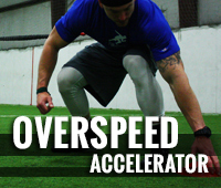 Overspeed Accelerator Shuffle Sprints