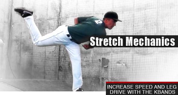 Baseball Pitching Stretch Mechanics