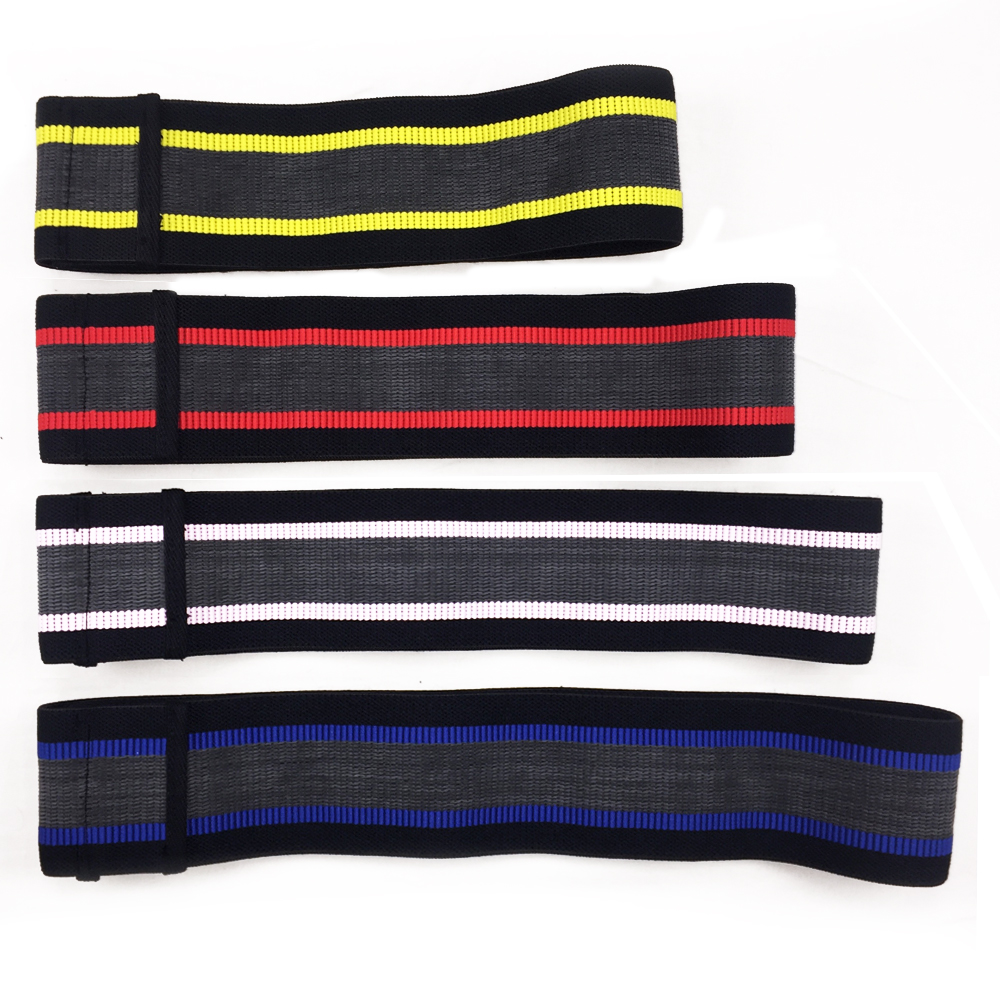 Infinity Loop Hip Bands Anti-Slip Grip