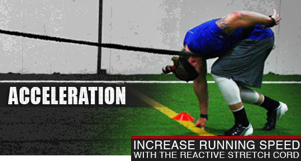 Increase Acceleration With The Reactive Stretch Cord