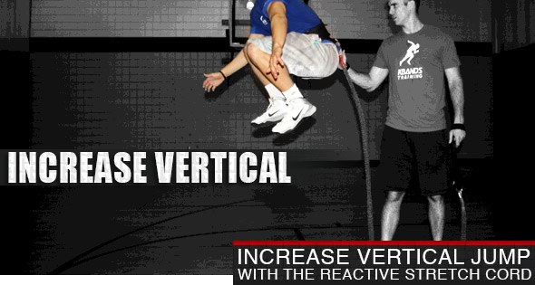 Increase Your Vertical With The Reactive Stretch Cord