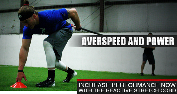 Increase Speed With The Reactive Stretch Cord