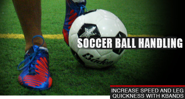 Improve Soccer Ball Handling