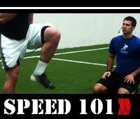 Speed 101 Training Program