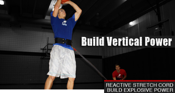 Reactive Stretch Cord Training