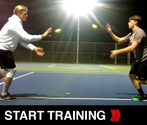 Tennis Balance And Coordination