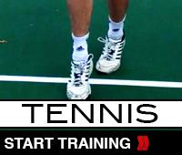Tennis Line Drill