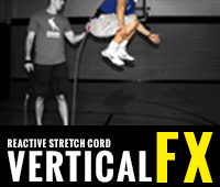 Vertical FX Single Leg Tuck Jump