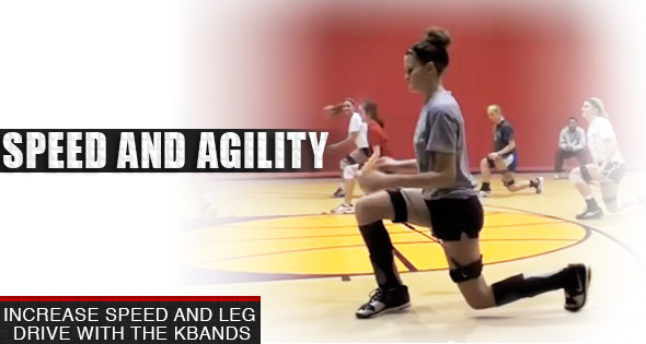Kbands Spiking Drill