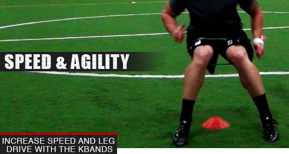 Enhance Speed With The W Drill and Kbands