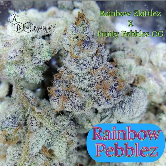 Rainbow Pebblez