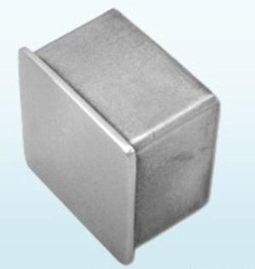 FLAT CAP FOR 40X40MM STEEL POST