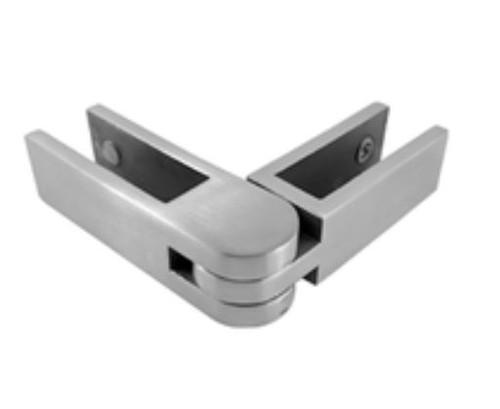 Railing Bracket Slim Stiffener 180 degree Adjustable