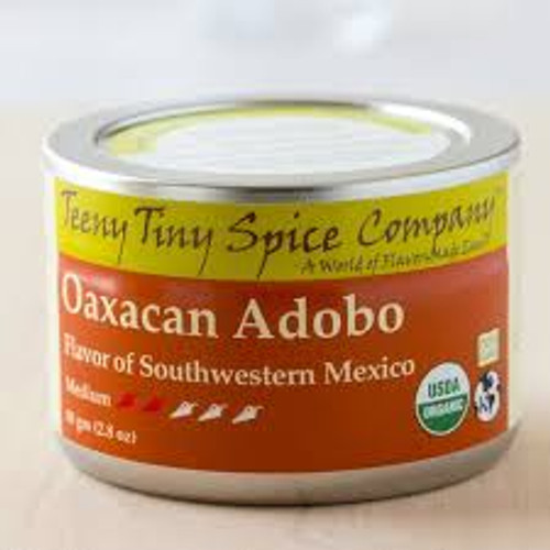 Teeny Tiny Spice Co. Oaxacan Adobo