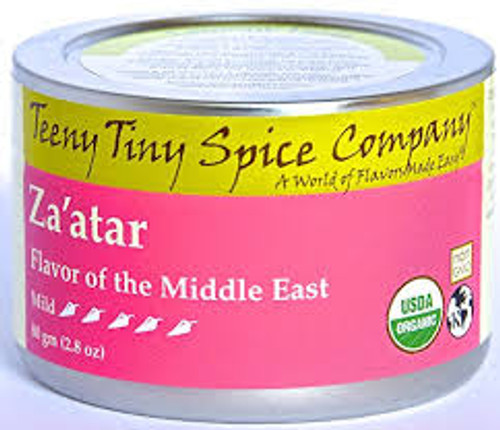 Teeny Tiny Spice Co. Za'atar