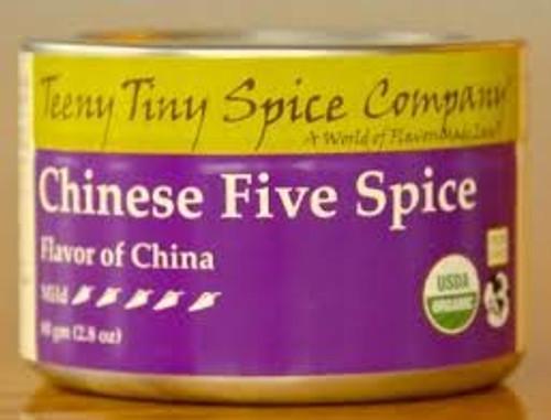 Teeny Tiny Spice Co. Chinese Five Spice