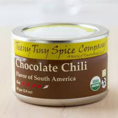 Teeny Tiny Spice Co. Chocolate Chili
