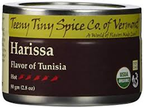 Teeny Tiny Spice Co. Harissa