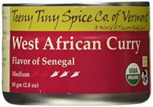 Teeny Tiny Spice Co. West African Curry