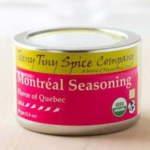 Teeny Tiny Spice Co. Montreal Seasoning