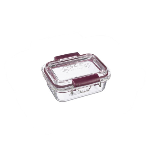 Fresh Storage Glass Container -11.8oz