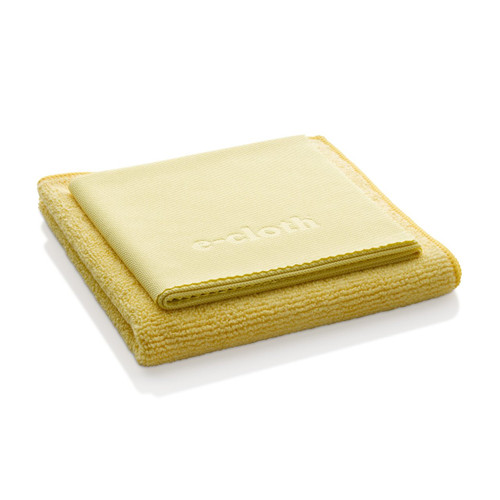 E-Cloth Bathroom Cleaning Cloths - Set of 2