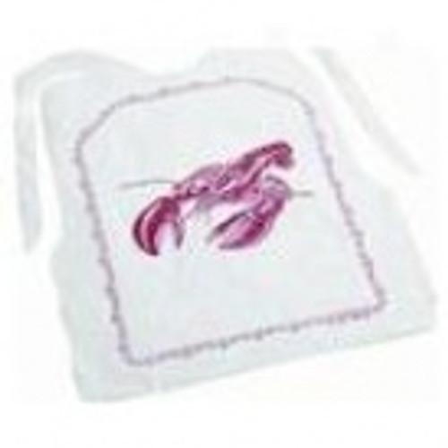 Lobster Bibs - Plastic
