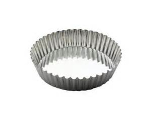 Removable Bottom Quiche/Tart Pan - 5 1/2""